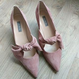SJP by Sarah Jessica Parker Shoes - SJP Sarah Jessica Parker Roux 50 Bow Heels
